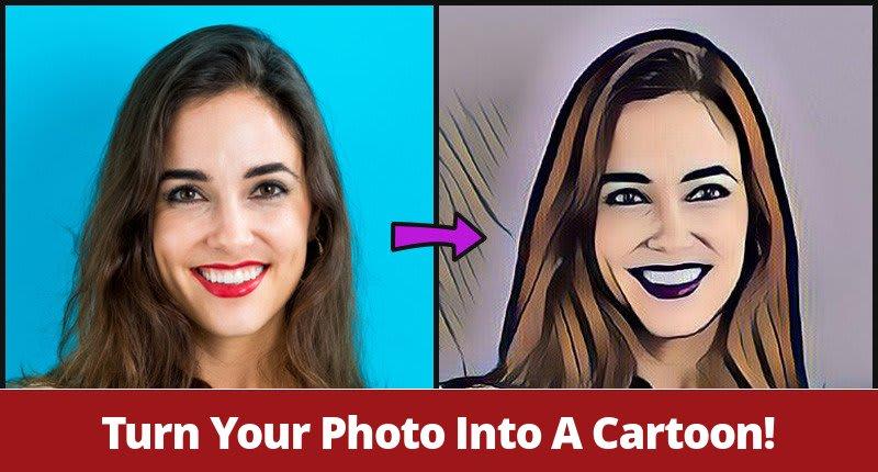 Turn Your Photo Into A Cartoon Opossum Sauce